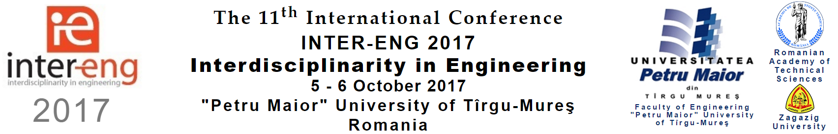 11th International Conference on Interdisciplinarity in Engineering